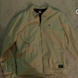 Quiksilver men's Sherpa jacket